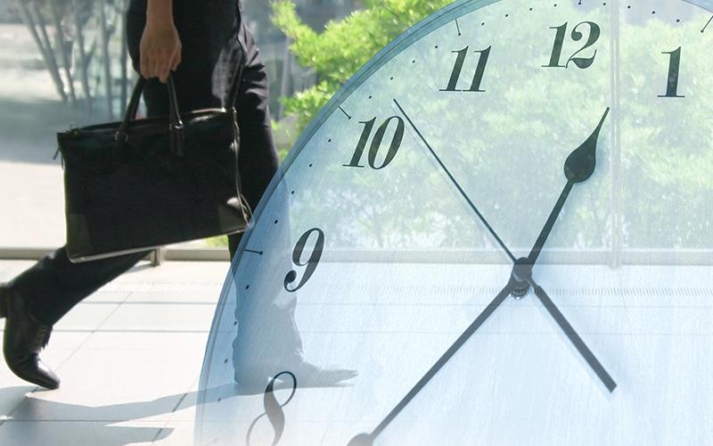 働き方改革をもカバーする柔軟な対応時間