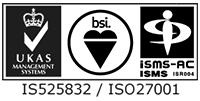 ISO27001取得済